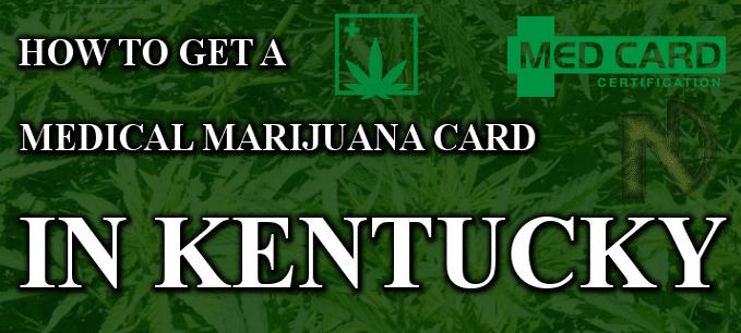Kentucky marijuana cards