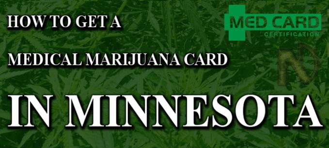 Minnesota Medical Marijuana Cards