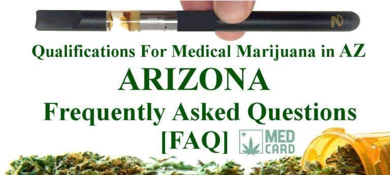 AZ Marijuana FAQ