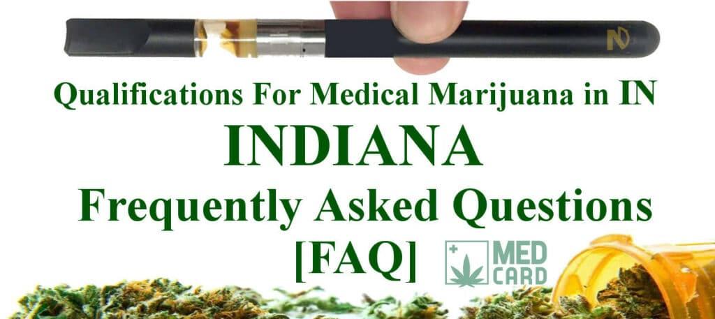 Indiana Marijuana FAQ