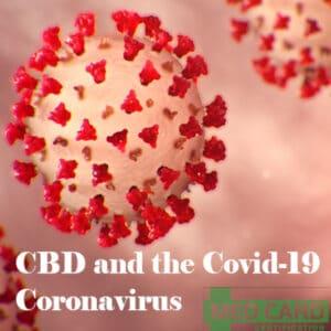 Covid 19 coronavirus and CBD
