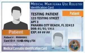 Florida MMJ Card