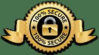 100 Percent Secure Form