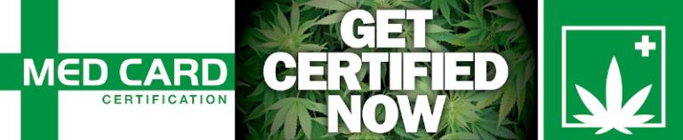 Medcard Certifications