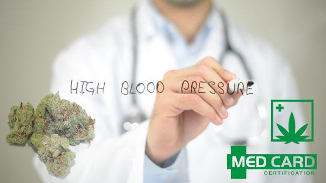 Marijuana for High Blood Pressure