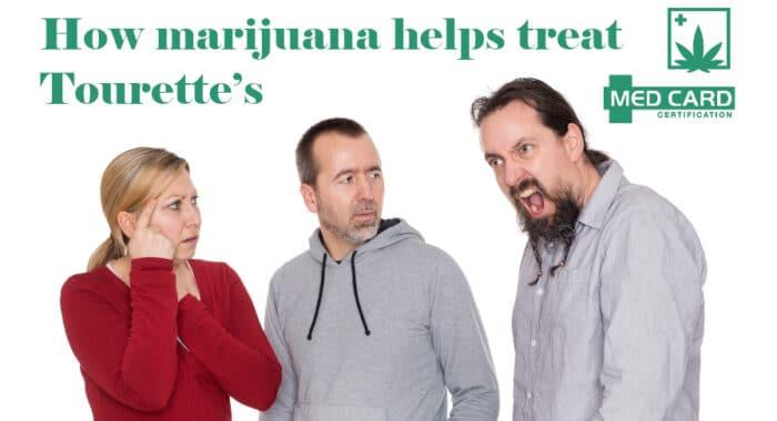 Marijuana for Tourette's