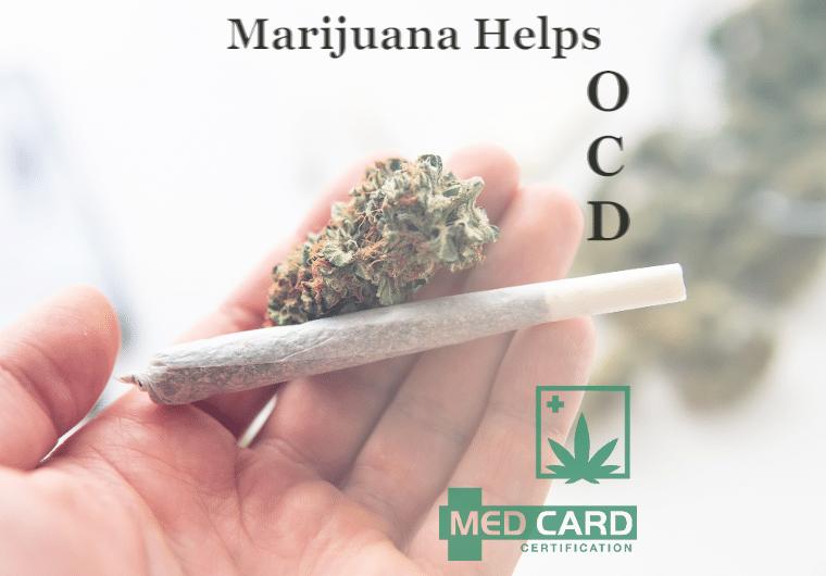 Marijuana Helps OCD